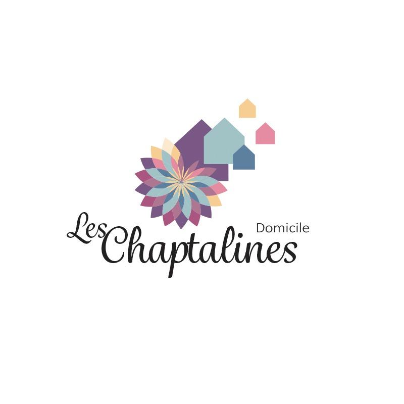 Création d'un logo ppur Les Chaptalines, entreprise de services et d'accompagnement à domicile