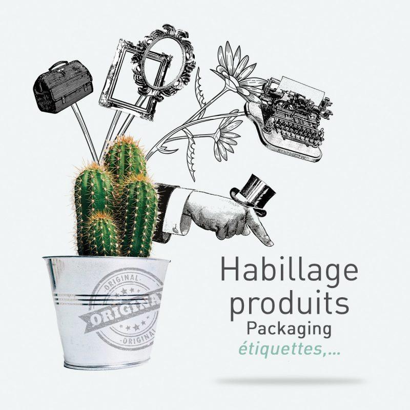 Habillage de produits, packagings, étiquettes réalisés par l'Agence Le P'tit Zèbre Communication à Mâcon